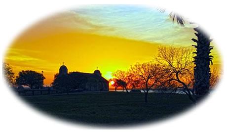 St. Mary & St. Moses Abbey, Sandia, TX